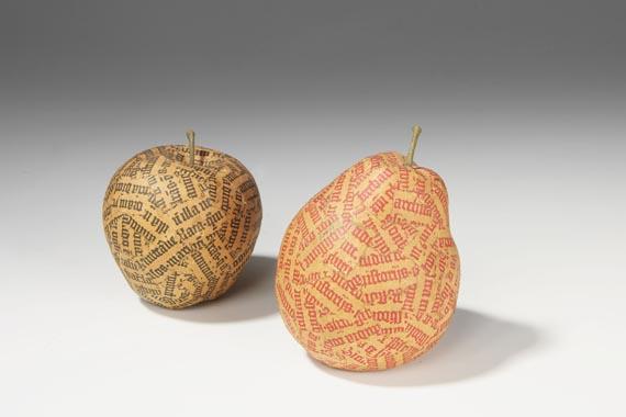 Jiri Kolar - Apfel und Birne