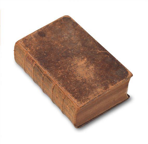 Samuel Müller - Curioser Botanicus, Oder: Sonderbahres Kräuter-Buch. 1730 -