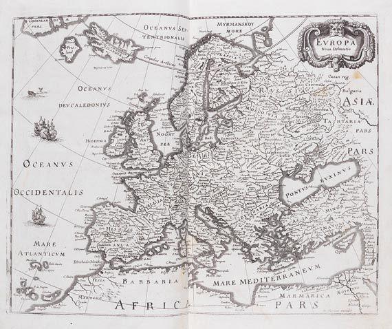 Matthaeus Merian - Theatrum Europaeum. 20 Bde. 1662. -