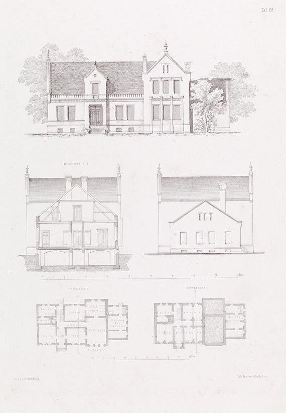 August Fricke - Wohngebäude.