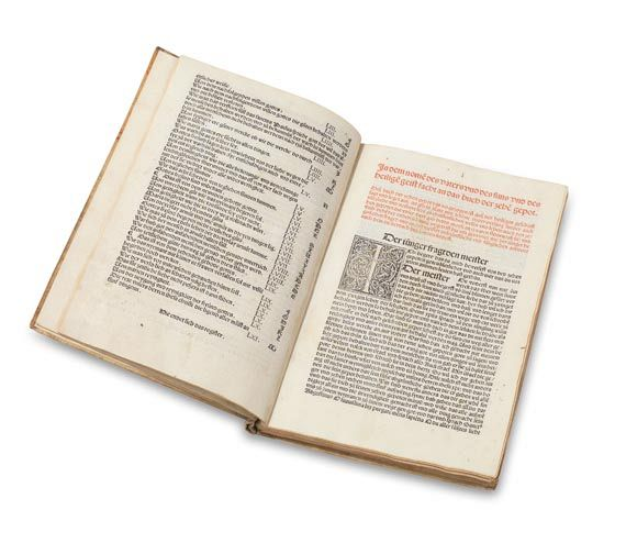 Marcus von Lindau - Buch der zehn Gebote