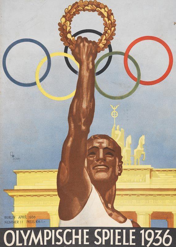 Olympische Spiele - Olympia-Sammlung. München 1936. Ca. 50 Tle.
