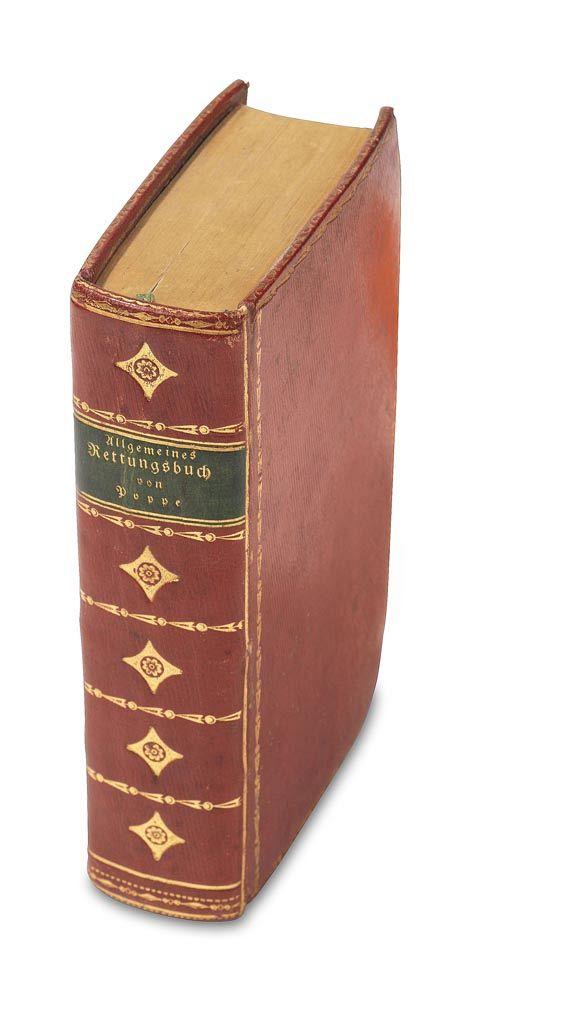 Johann Heinrich Moritz von Poppe - Allgemeines Rettungsbuch. 1806