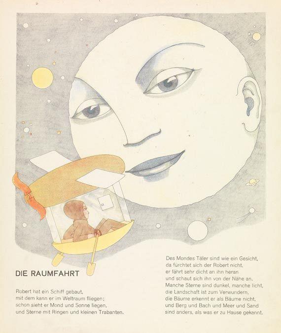 Tom Seidmann-Freud - Buch der erfüllten Wünsche. 1929.