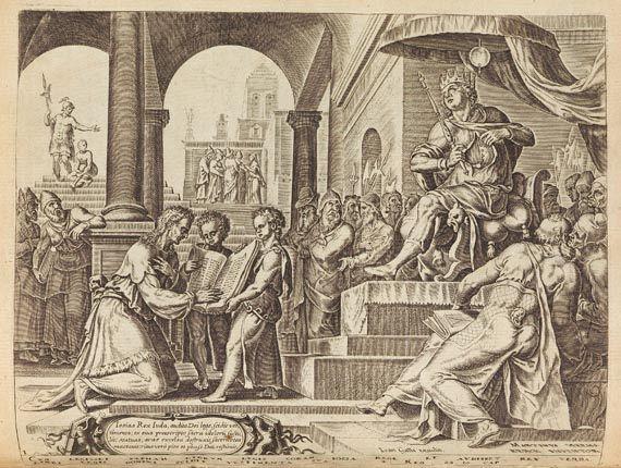 Biblia latina - Verhandelinge.Oud Testament. Bd I (v. 2) 1784
