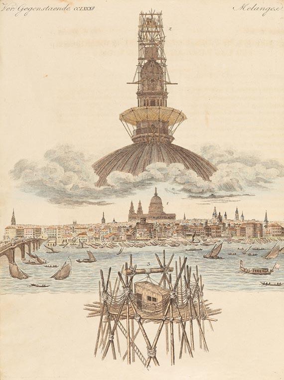 Friedrich Johann Justin Bertuch - Bilderbuch für Kinder, Bd. 7, 10, 11 1810-1824.