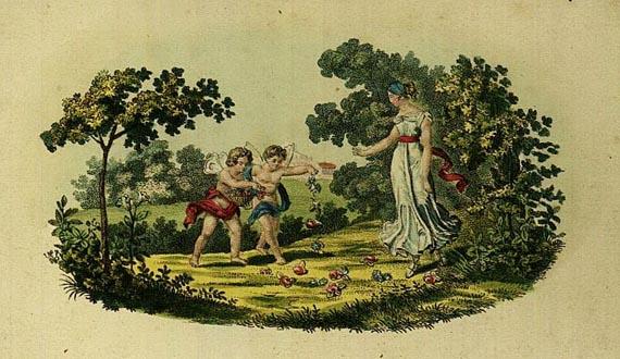 Album amicorum - Stammbücher 2 Tle. 1838-46 udn