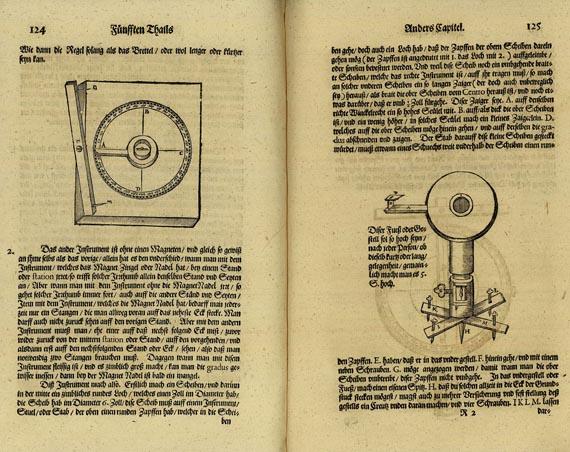 Von dem Feldmessen - Ein begründer und verständiger 1665