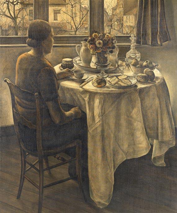 Joseph Albert - Das Frühstück (Le Déjeuner)