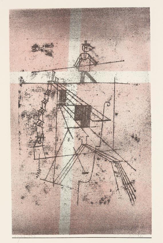 paul klee seiltnzer - Paul Klee Lebenslauf