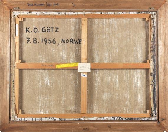 Karl Otto Götz - Norwe -