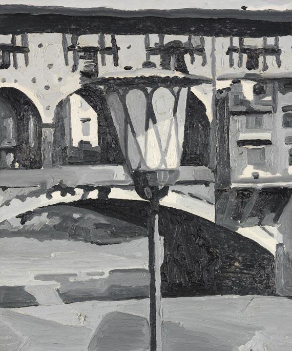 Martin Kippenberger - Ohne Titel (Aus: Uno di voi, un Tedesco in Firenze)
