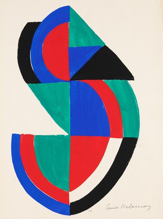 Sonia Delaunay-Terk - Rythmes et couleurs