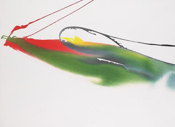 Paul Jenkins - Phenomena Querbound I