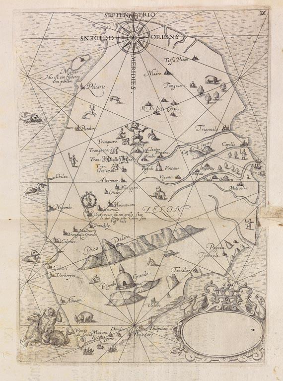 Theodor de Bry - Indien, vierter Teil 1617