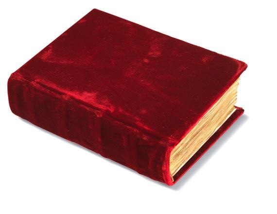 Manuskripte - Stundenbuch auf Pergament. Um 1500.
