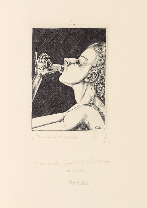 Heinrich Heine - Florentinische Nächte (1995)