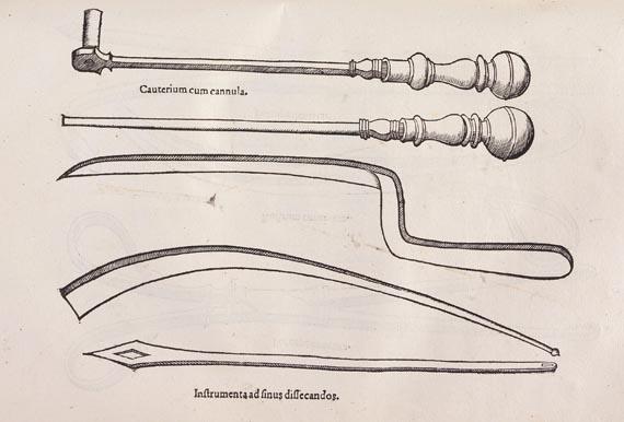 Conrad Gesner - Chirurgia. De chirurgia scriptores... 1555