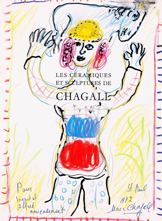 Marc Chagall - La Joie du Berger