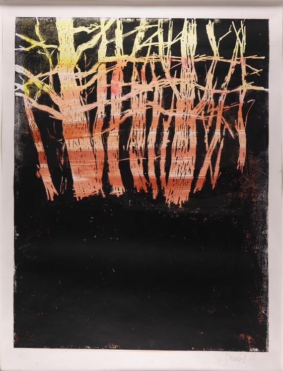 Georg Baselitz - Aurora - Weitere Abbildung