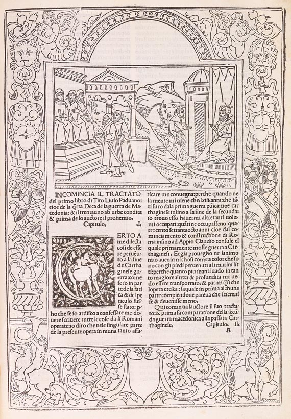 Titus Livius - Le Deche. 1502