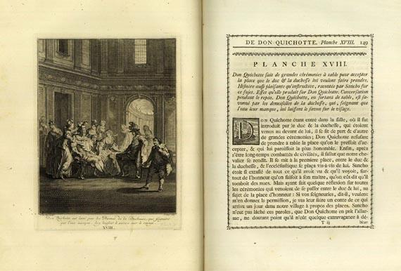 Miguel de Cervantes Saavedra - Principales Aventures (1776)