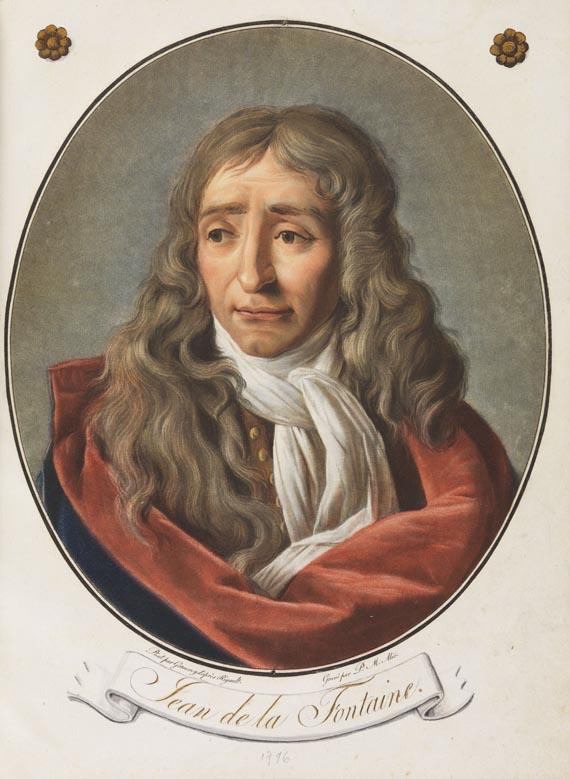 Jean de La Fontaine - Fables de La Fontaine. (1788)