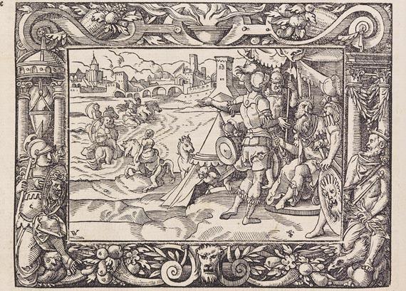 Titus Livius - Von Ankunfft und Ursprung des Römischen Reichs. (1574)