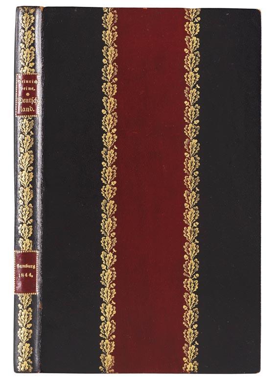 Heinrich Heine - Deutschland. Ein Wintermärchen (1844)