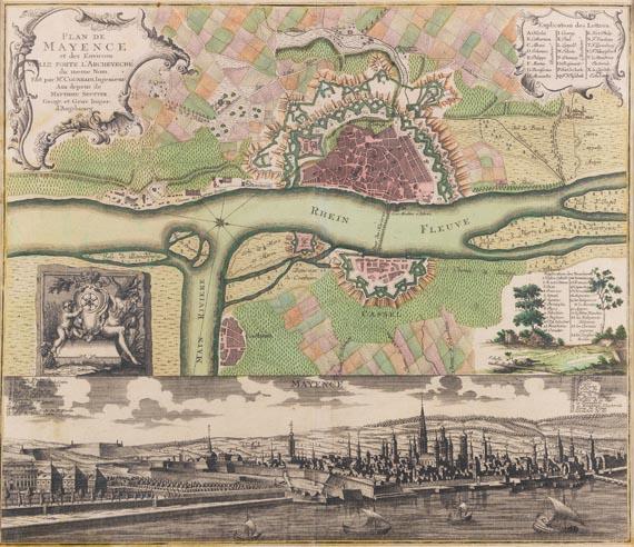 Rheinland-Pfalz - Plan de Mayence (90).