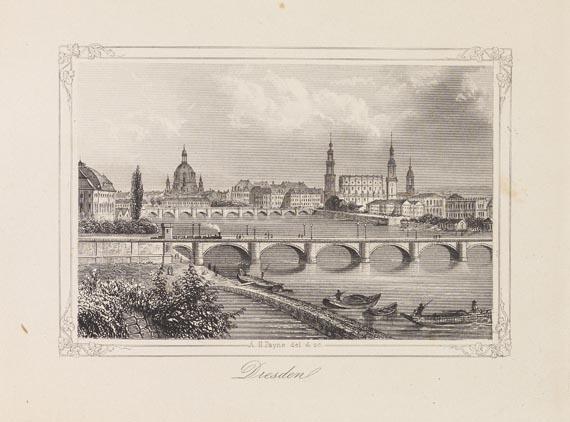 Albert Henry Payne - Dresden. 1842-44