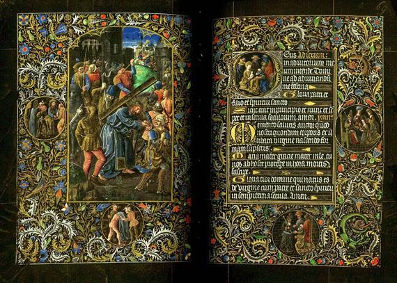 Schwarze Gebetbuch - Faks.: Das schwarze Gebetbuch (1982)