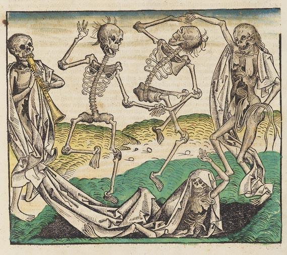 Schedel - Weltchronik. 1493 (koloriert, dt. Ausgabe)