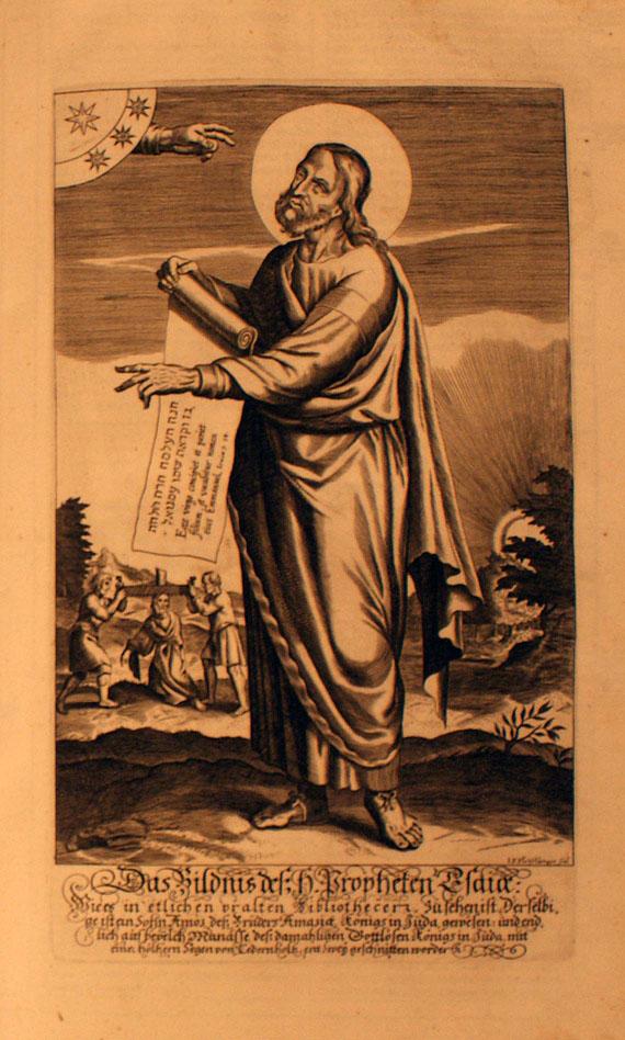 - Biblia. 1692 - Weitere Abbildung