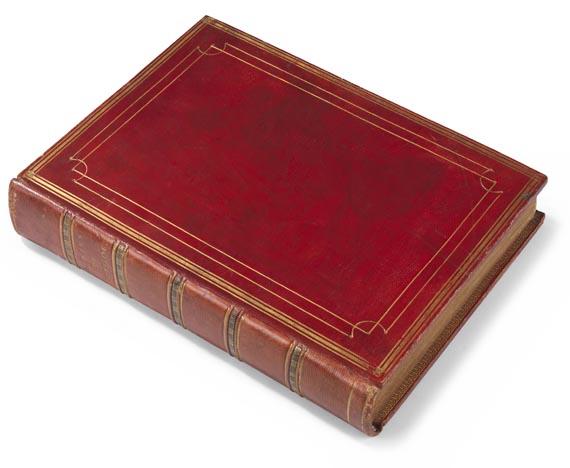 Jean de La Fontaine - Fables de La Fontaine. (1788) - Einband