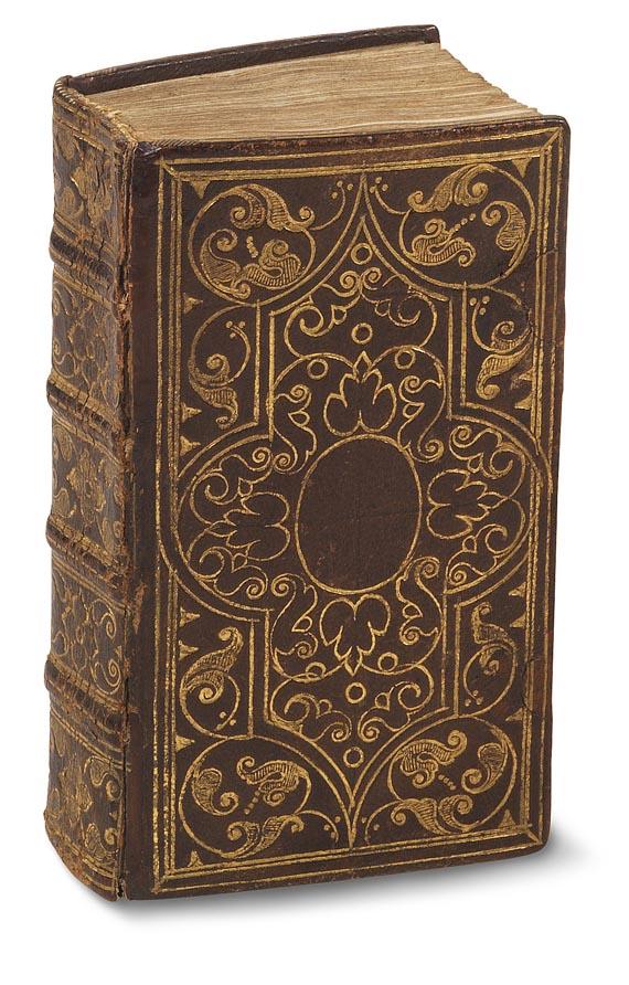 Manuskripte - Psalterium. Um 1500. - Cover