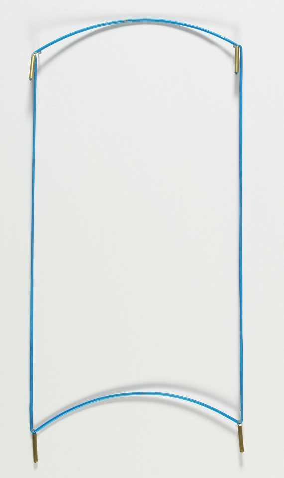 Fred Sandback - Untitled