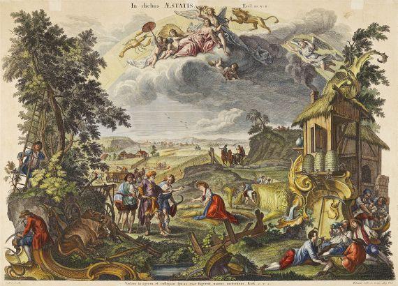 Johann Wolfgang Baumgartner - Nach - Vier Jahreszeiten