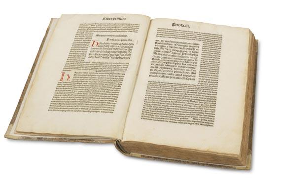 Anicius Manlius S. Boethius - De consolatione philosophiae. -