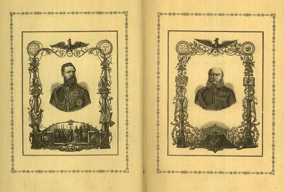 Freimaurer - Astraea. 22 Bde. 1826-1898