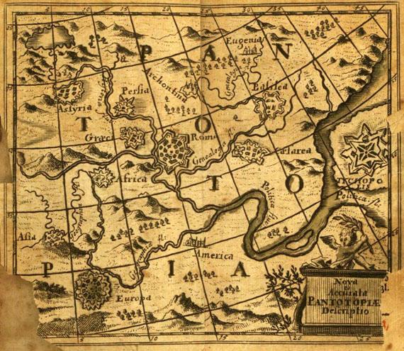 Johann Hübner - Kurtze Fragen aus der alten und neuen Geographie. 1715