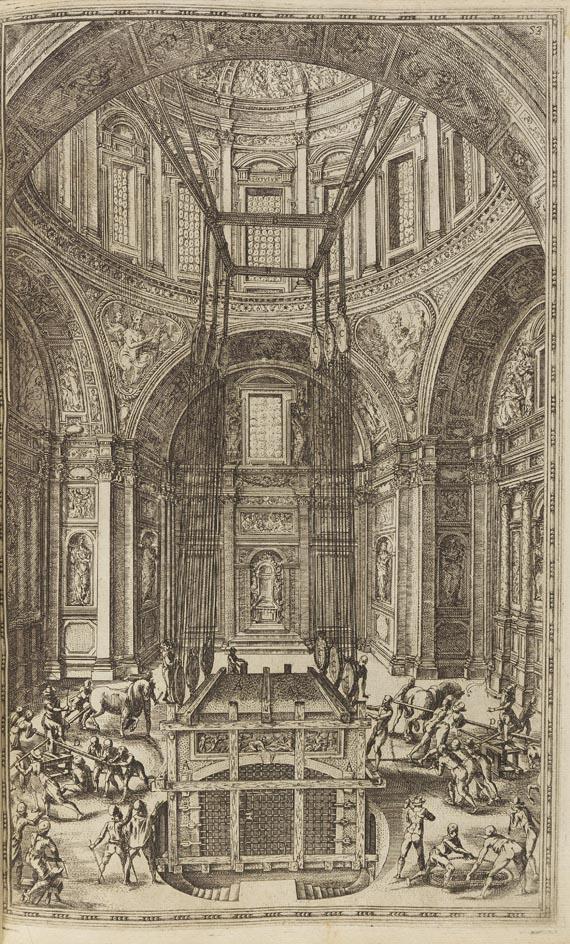 Domenico Fontana - Della trasportatione. 1590