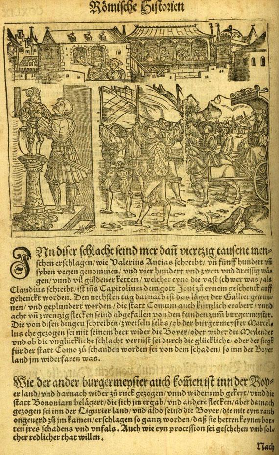 Titus Livius - Römische Historien. 1541