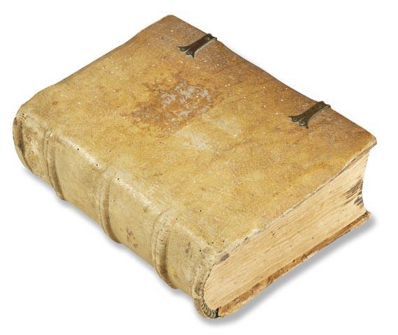 Thomas von Aquin - Opuscula. 1490 - Cover