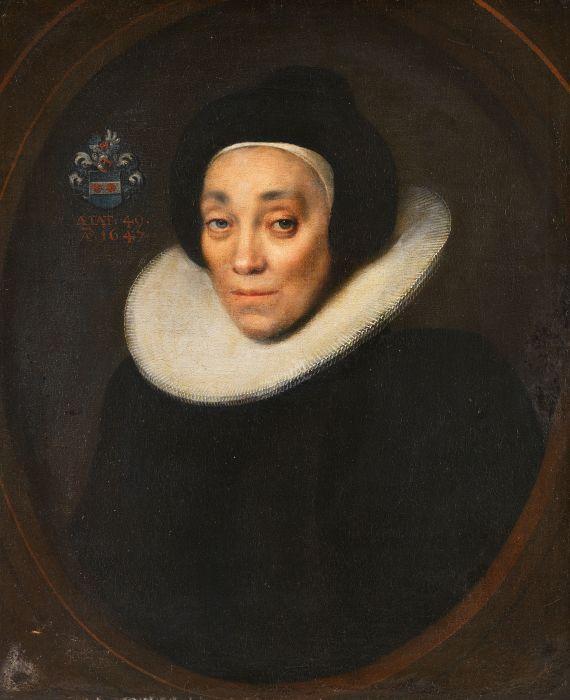 Deutschland - Porträt einer Dame