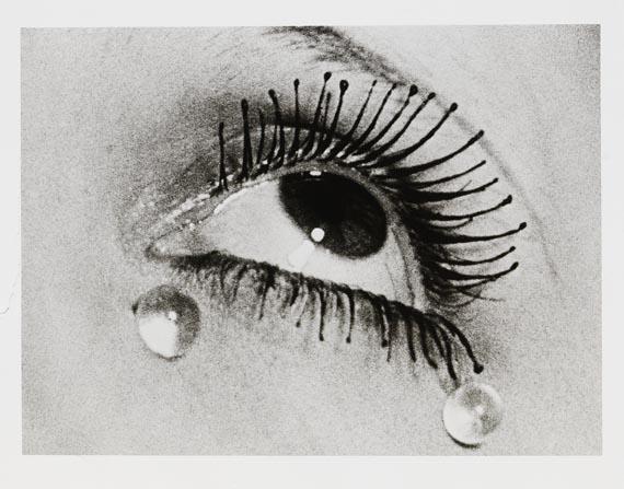 Man Ray - Les Larmes