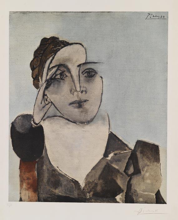 - Portrait de Mlle D.M. (Dora Maar)