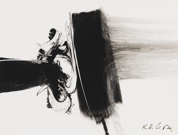 Karl Otto Götz - Ohne Titel