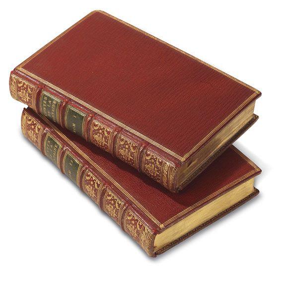 Jean de La Fontaine - Contes et nouvelles en vers. 2 Bde. (1762)