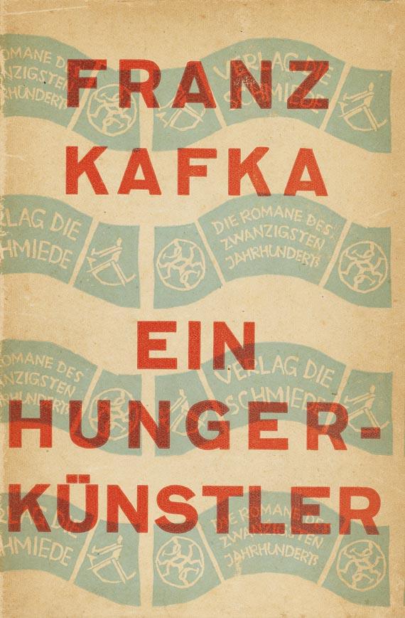 Franz Kafka - Ein Hungerkünstler. 1924